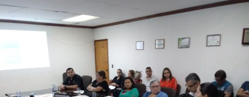 Reunión IHMA – BANASUPRO y FAO