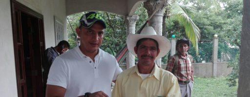 Pagos a pequeños productores de frijol del municipio de Omoa, Cortes