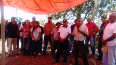 Feria de Frijol en Juticalpa