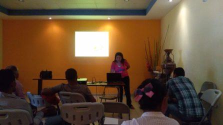 Capacitación a Productores de frijol en Guaimaca